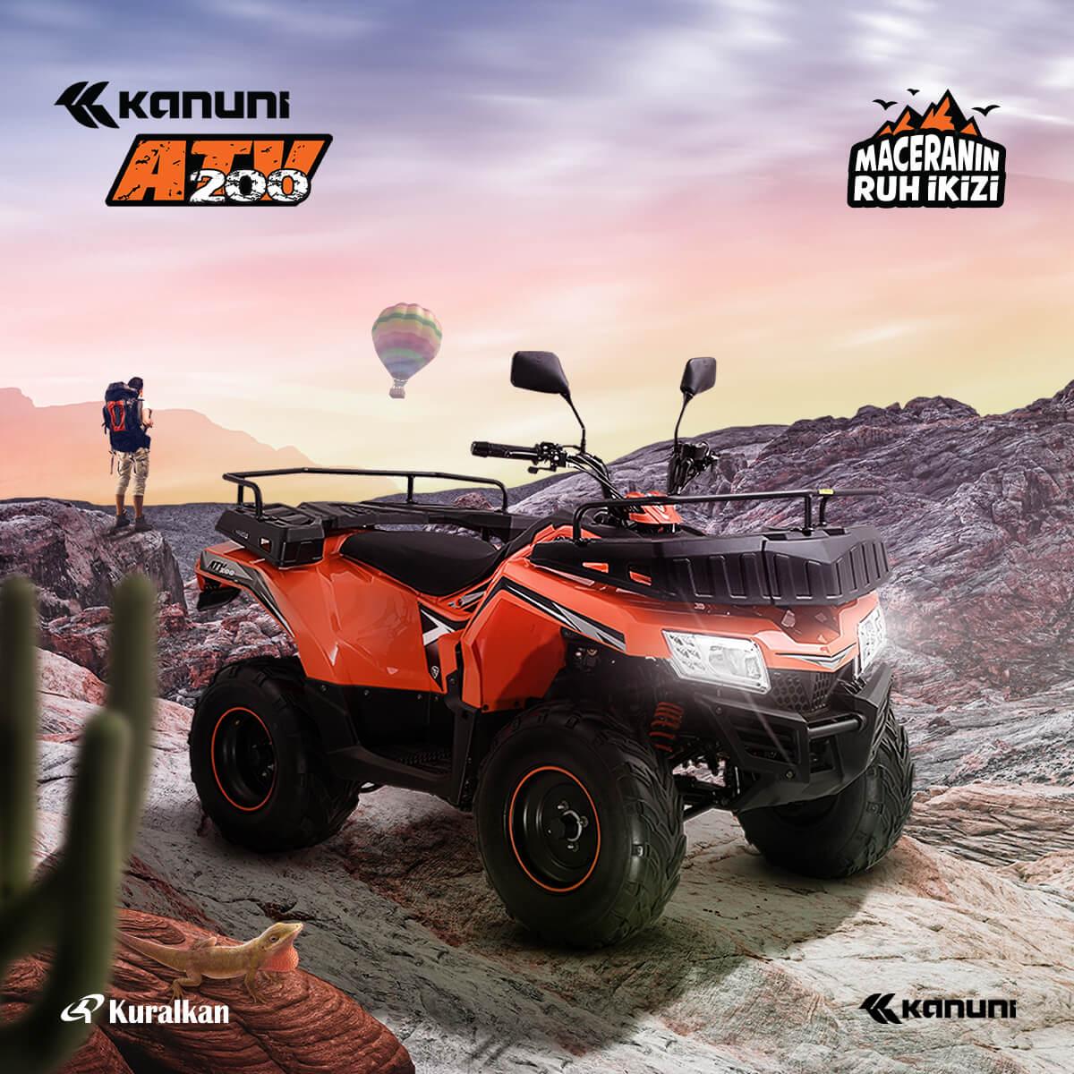Kanuni ATV '21