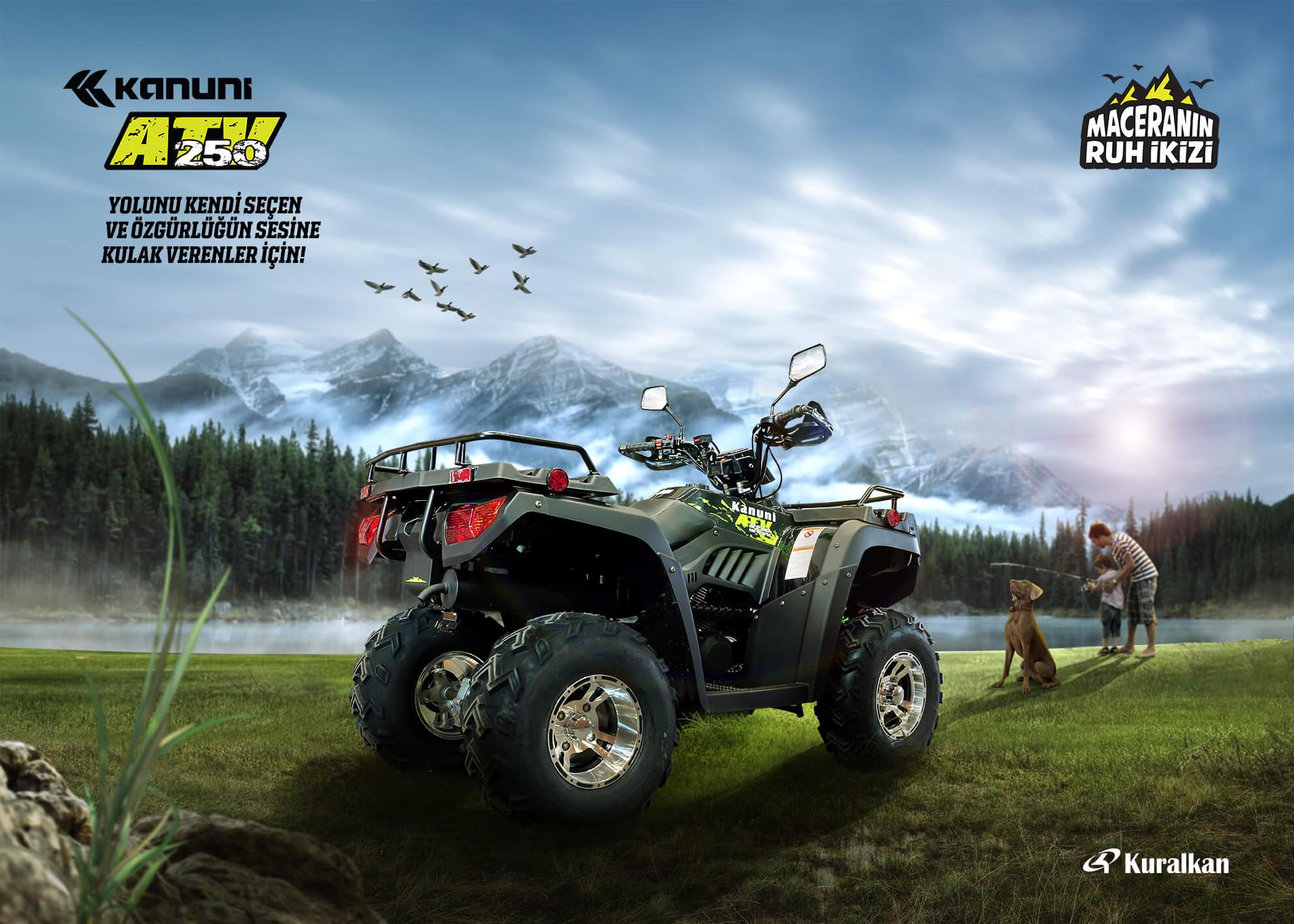 Kanuni ATV 250 KeyVisual 2021